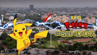 Real Pokemon sighted in India