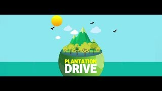 Tree Plantation Drive with Fever 104 & GAIL (India) Limited