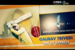 Watch DOXA Cricket League 2017 Video