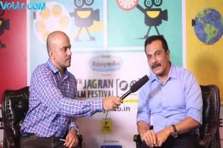 Actor Pawan Malhotra Share His View On Swachh Bharat Abhiyan - 8th Jagran Film Festival 2017 #jff2017