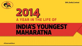 2014 : An year in the life of India's youngest Maharatna