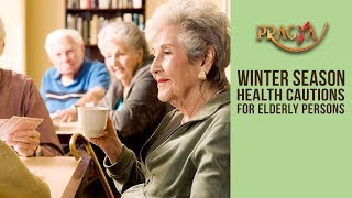 Winter Season Health Cautions For Elderly Persons | Dr. Vibha Sharma (Ayurveda & Panchkarma Expert)