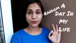 A Random Day In My Life | #NKVlogs | Nidhi Katiyar