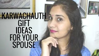 Karwachauth Gift Ideas for Your Wife/Husband | #Karwachauthweek | Nidhi Katiyar