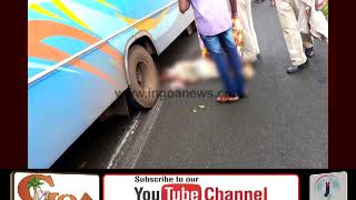 ONE DIES IN FATAL ACCIDENT AT GAODONGRI CANACONA