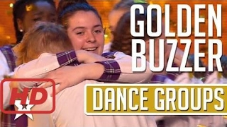 Golden Buzzer Dance Groups On Britain's G    (video id - 321e96997537)