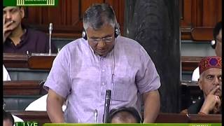 Discussion by PP Chaudhary on RGGVY and extention of Airports in Parliment.