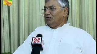 PP Chaudhary discussion on LAND ACQUISITION BILL at  DD Kishan