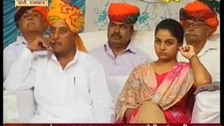 Sh. PP Chaudhary addressing at Hariyamali (Pali)