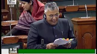 Shri PP Chaudhary responds to Supplementary Question in Lok Sabha on Internet Penetration (Part 1)