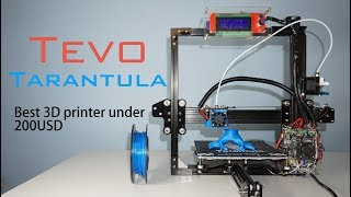 Tevo Tarantula Detailed Review | LOWEST PRICE - BEST QUALITY | 3D printer | Indian Lifehacker