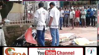 Fatal Accident At Baga, Mumbai Tourist Crushed under Kerela's Tourist Bus
