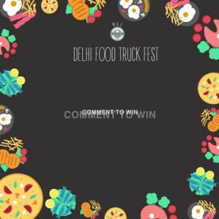 Food @ 5 - Delhi Food Truck Festival'17