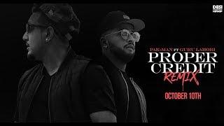 Behind The Scenes | Proper Credit (Remix) | Pak Man Ft. Guru Lahori & K-Major | Desi Hip Hop 2017