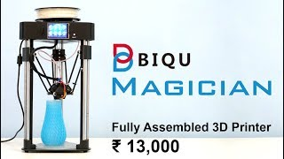 Biqu Magician Detailed Review | 3D printer | Indian Lifehacker