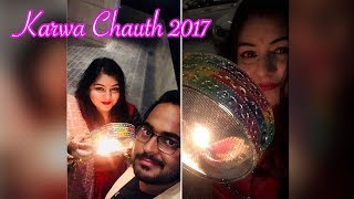 My Hubby cooked for me ! | Karwa Chauth 2017 Vlog | Day In My life | JSuper Kaur