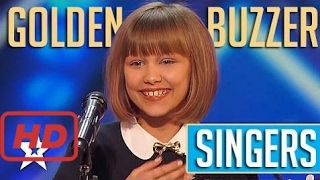 Golden Buzzer SINGERS On America's Got Talent 2016
