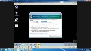 Tableau Server Clean Installation on VM