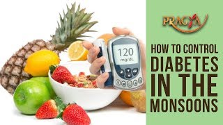 How To Control Diabetes In The Monsoons | Dr. Shehla Aggarwal (Dermatologist)