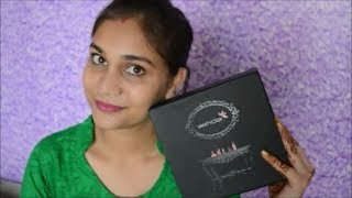 VanityCask October Unboxing + Product Review | Get  Free Product Worth Rs. 4800/- | Nidhi Katiyar
