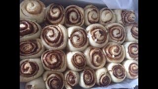 Easy Mini Cinnamom Rolls Recipe | Homemade Fresh Rolls for Breakfast