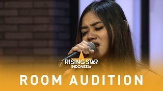 "Iga Azwika ""Ten Feet Tall"" | Room Audition 4 | Rising Star Indonesia 2016"