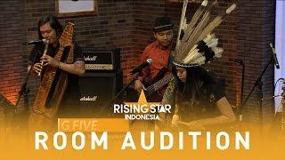 "G Five ""Deja Vu"" | Room Audition 4 | Rising Star Indonesia 2016"