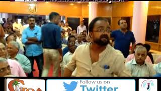 Chairman Heckled by Stakeholders at Stormy Meeting of Mapusa Urban Bank