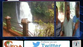 One More Drowns at Harvalem Waterfall, Govt. To Appoint Lifeguards at Waterfall