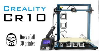 Best 3D printer? Creality CR-10 Detailed Review | Indian Lifehacker