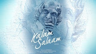 Kalam Salaam (Hindi) - A Tribute to Dr. APJ Abdul Kalam