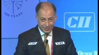 Welcome Remarks by Dr Naushad Forbes, President, Confederation of Indian Industry