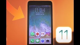 Pure iOS11 on Redmi Note4 ( NO ROOT )