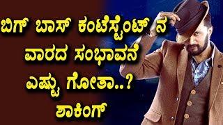 Big Boss 5 Contestants Salary Full Details | Big Boss Season 5 | Top Kannada TV