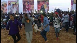 கேரளாவில் மெர்சல் கொண்டாட்டம்  | Mersal kerala pre release celebration at Trivandrum