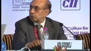 Concluding Remarks by Adi Godrej, Chairman, CII Africa Committee & Chairman, Godrej Group