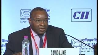 David Luke, Coordinator of the African Trade Policy Centre of the United, NEC for Africa