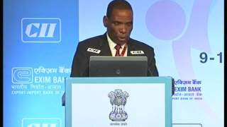 Hon Joseph Mwanamvekha, Minister of Industry, Trade and Tourism, Republic of Malawi