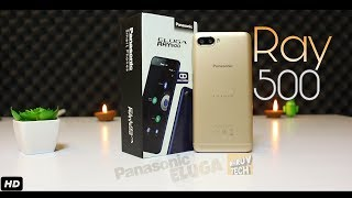 Panasonic Eluga ray- 500 Unboxing and Overview l In hindi l Not a review