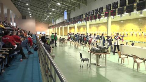 Practice Session - ISSF WCF
