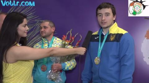Exclusive Interview with Korostylov Pavlo - Silver Medal Winner in 10m Air Pistol (Men) #ISSFWCF 2017