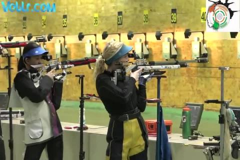 Final 10m Air Rifle Women - ISSF WCF 2017