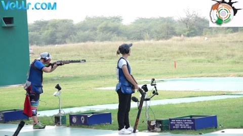 5th Day - Final of Trap Women - ISSF WCF 2017
