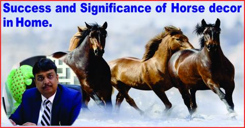 Success and Significance of Horse decor in Home.