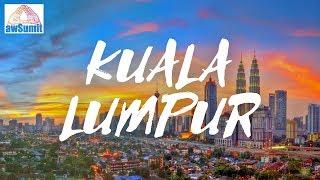 Delhi to Kuala Lumpur under 4 minutes @awSumit