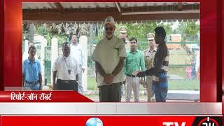 अंडमान - उप राज्यपाल ने किया कार निकोबार का दौरा
