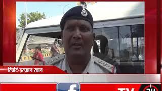 शहडोल - बस से गांजा लेकर जा रहे 3 युवकों की हुई गिरफ्तारी