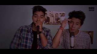 Ankit Chamoli x Suraj Rawat | Freestyle Friday | Uttarakhand | Official Video | Desi Hip Hop 2017