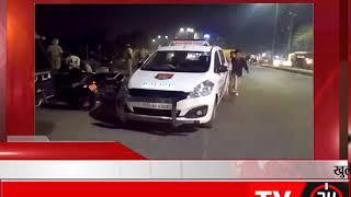 मोहाली  - टीवी 24 का कैमरा देख पुलिस महकमे में हड़कंप