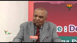 Lt Gen S K Sinha PVSM) speech on Threats to India's National Identity and Security (25 June, 2013)